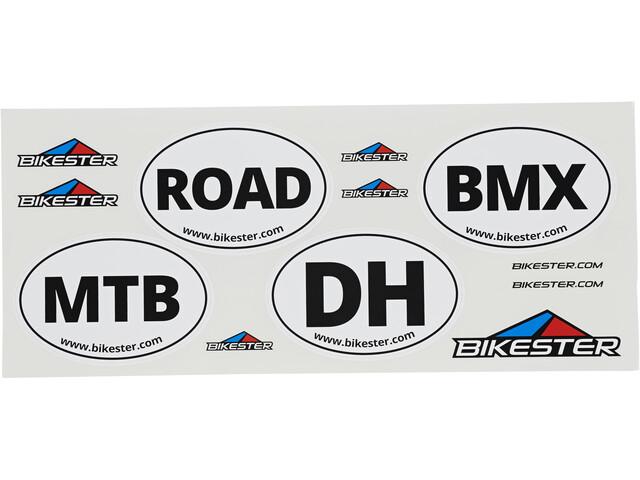 Bikester Sticker Set